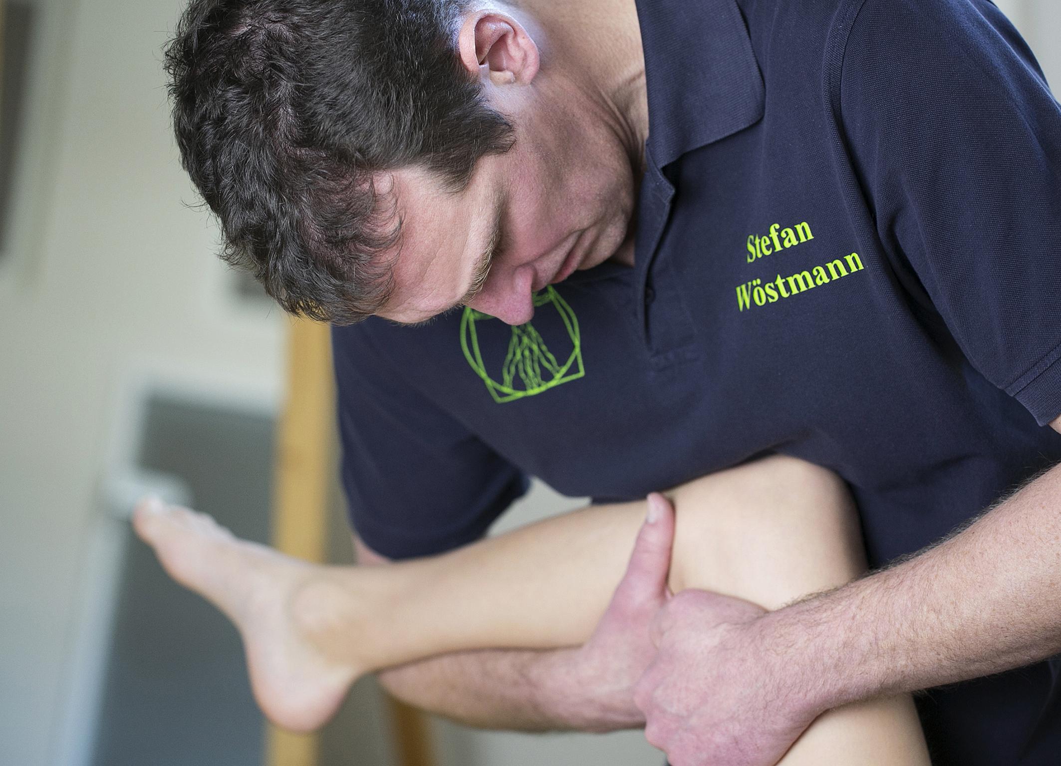 Praxis Wöstmann - Ein umfangreiches Therapieangebot